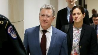 Former U.S. special envoy to Ukraine, Kurt Volker