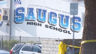 Saugus High School on Nov. 15, 2019.