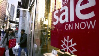 Trade War Tariffs Won't Ruin The Holidays For Retailers