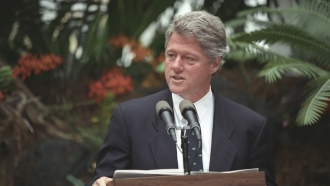 A Look Back At The Impeachment Of President Bill Clinton