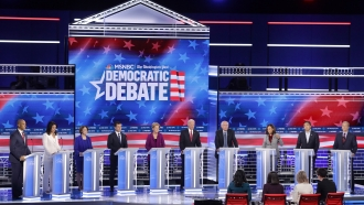 Upcoming Democratic Debate Will Have Fewer Voices Of Color