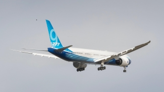 The Boeing 777X
