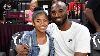 Kobe Bryant and daughter Gianna