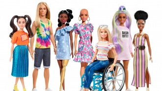 Mattel Unveils 4 New Barbie Dolls Showcasing Diversity