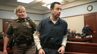 USA Gymnastics Offers $215 Million To Larry Nassar Survivors