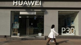 A Huawei Store