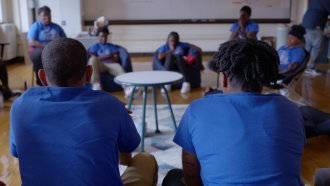 Choose to Change students in Chicago
