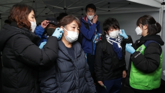 Coronavirus Cases Almost Double In South Korea