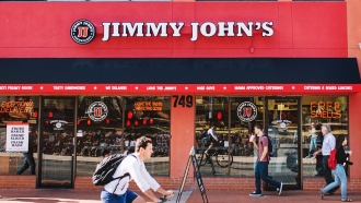 Jimmy Johns store