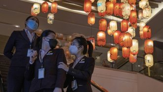 China Reports No New Domestic Coronavirus Cases