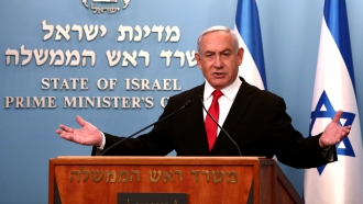 Israeli's Netanyahu Accused Of Using Coronavirus To His Advantage
