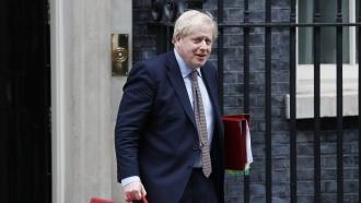 U.K. Prime Minister Boris Johnson