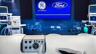 Ford & GE Healthcare ventilator