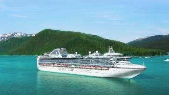 A Carnival Corporation cruise ship