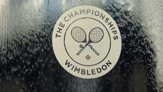 The Wimbledon Championships logo