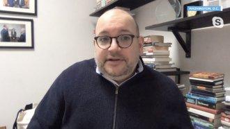 Jason Rezaian on newsy