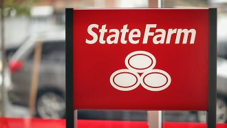 State Farm sign