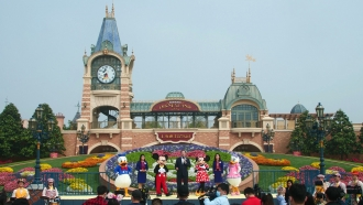 Shanghai Disneyland Is First Disney Park To Reopen