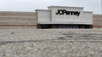 Famed Department Store JCPenney Files For Bankruptcy