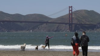 San Francisco is one of the most popular cities among millennials