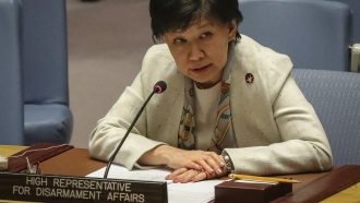 United Nations Representative for Disarmament Affairs, Izumi Nakamitsu