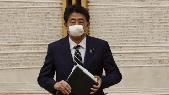 Japanese Prime Minister Abe Shinzo