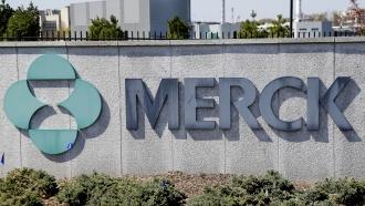 Merck corporate headquarters in Kenilworth, N.J.