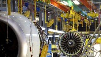 Boeing 737 engines