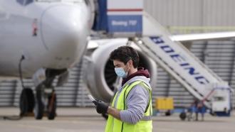 Boeing employee