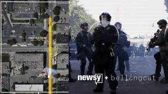 There have been at least 100 police attack incidents involving the press.