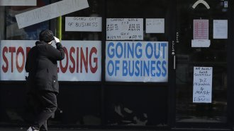 Nearly 43 million Americans are out of work