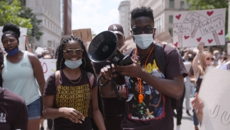 Gen Z Has Powered Protests For Racial Justice