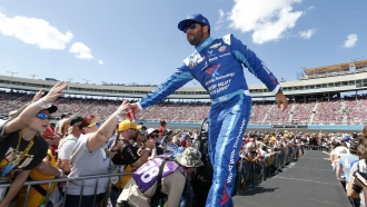 NASCAR Investigating Noose Found In Bubba Wallace's Garage Stall