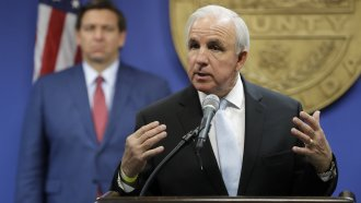 Miami-Dade Mayor Carlos Gimenez