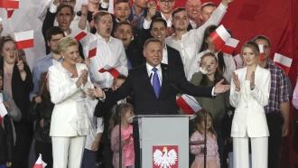 Polish President Andrzej Duda