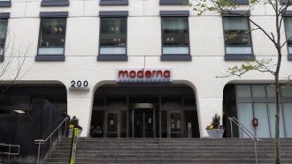 Moderna building