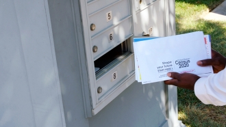 Person mailing in 2020 Census