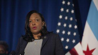 Dr. Janice Jackson, Chicago Public Schools CEO.