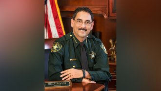 Sheriff Billy Woods, Marion County Sheriff's Office