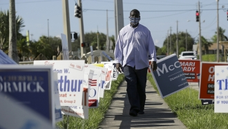 Nationwide Support Helps Ex-Felons in Fla. Vote This November