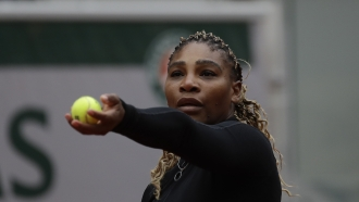 Tennis champion Serena Williams