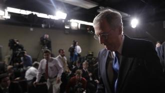 2011: Senator Mitch McConnell