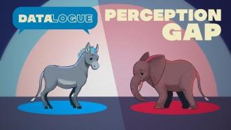 The 'Perception Gap' Making Political Division Seem Even Worse