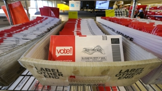 King County Mail in Ballots
