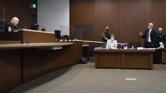 Extradition hearing for Kenosha shooting suspect