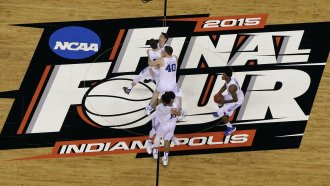 NCAA Final Four college basketball tournament championship