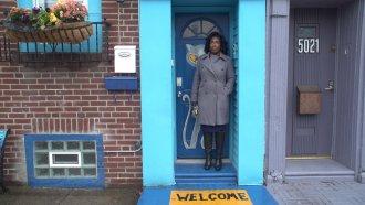Wanda Walker, a small landlord in Philadelphia