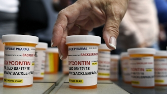 In Testimony On Opioid Crisis, CEO Says Purdue Pharma 'Fell Short'