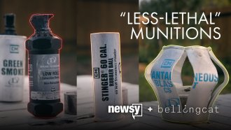 Less lethal munitions have been used by police departments all around the United States.