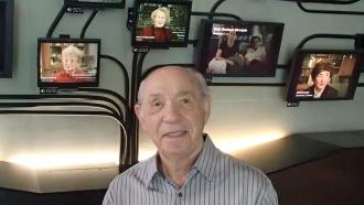 Holocaust survivor David Lenga